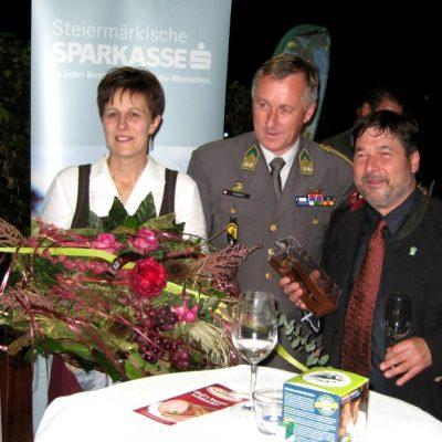Junkerpräsentation 2008 Graz – Die 38´er Junker